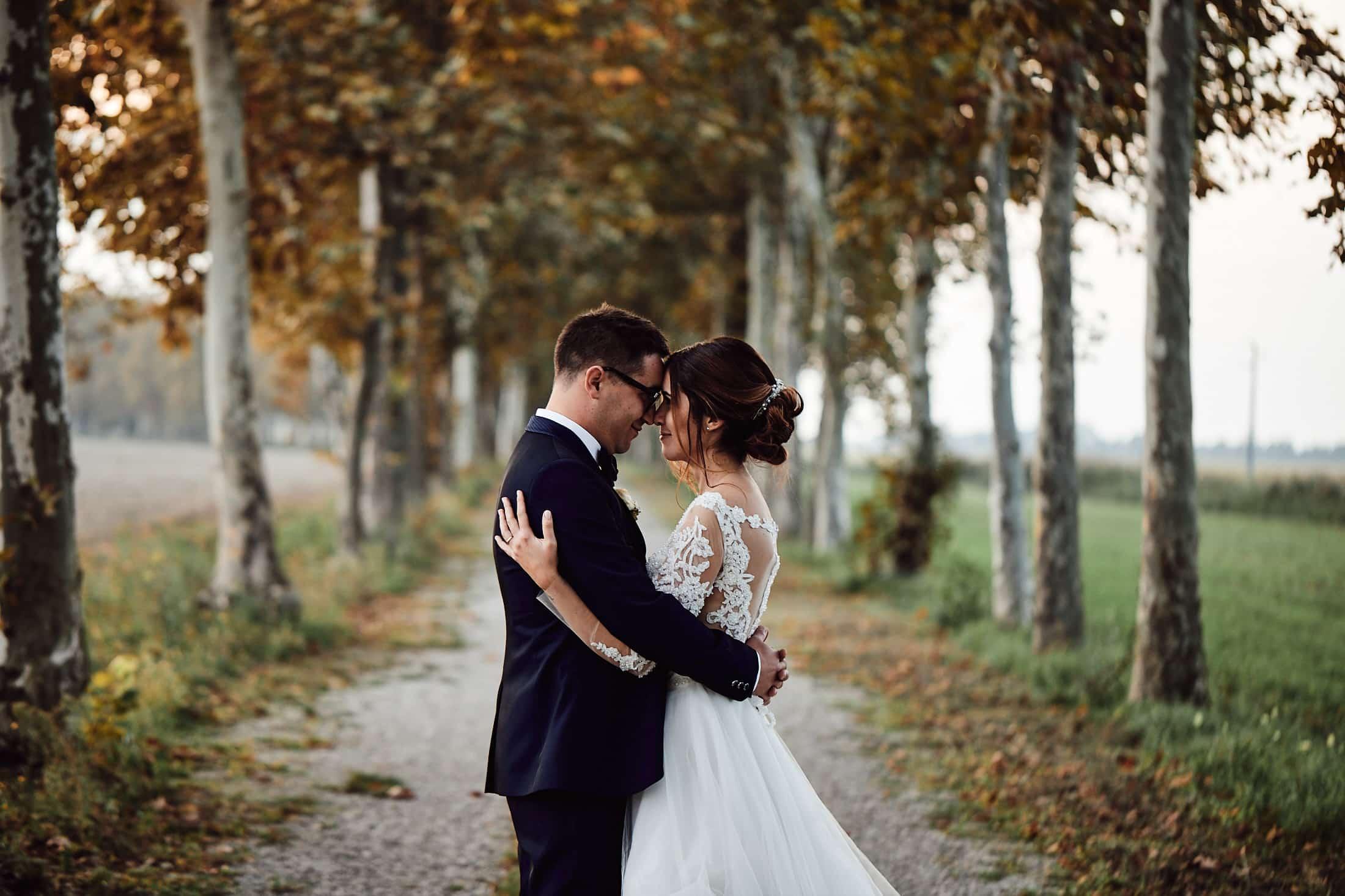 Matrimonio autunnale tra le campagne di Caorle: Sonia e Riccardo